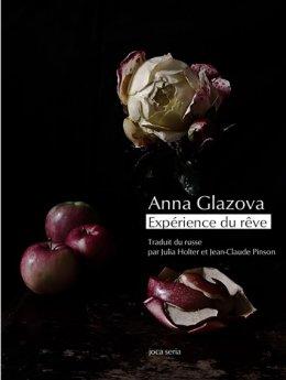 """couverture de """"Expérience du rêve"""" de Anna Glazova (Joca Seria 2015)"""