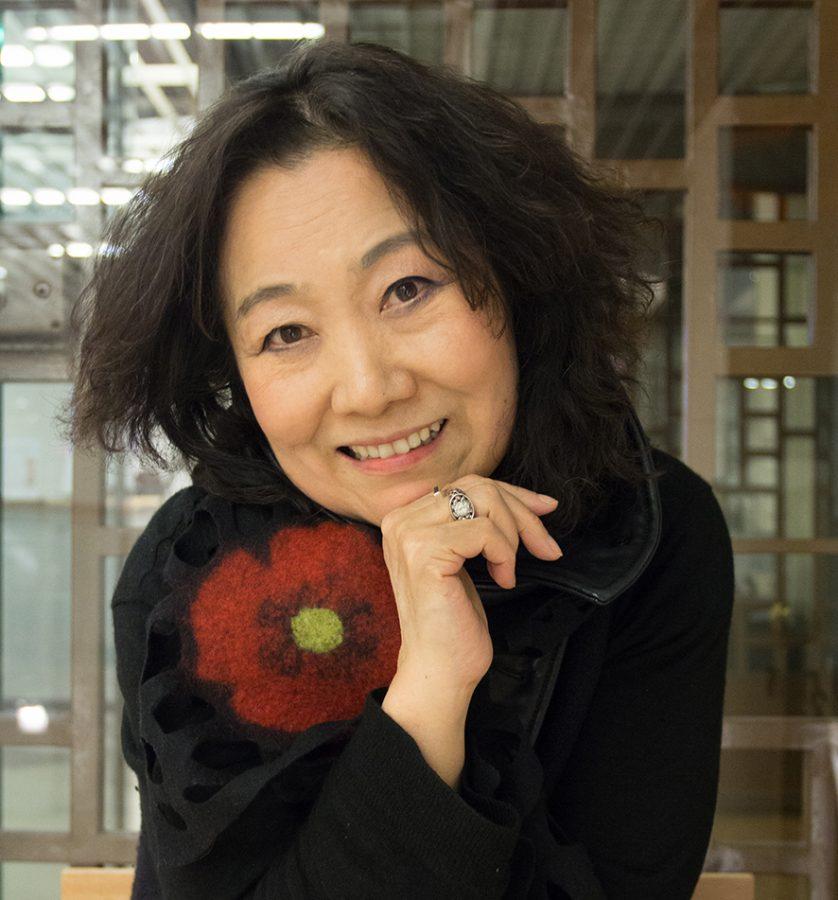 Moon Chung-hee @ Oumeya el Ouadie
