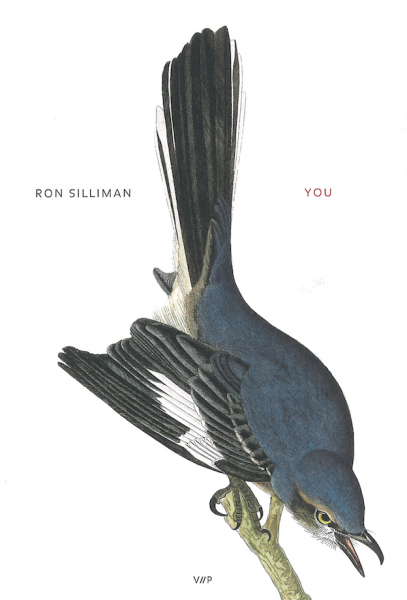 "couverture de ""You"", de Ron Silliman"