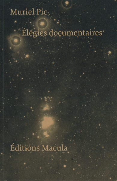 Elegies documentaires