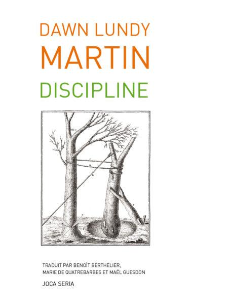 Couverture Discipline