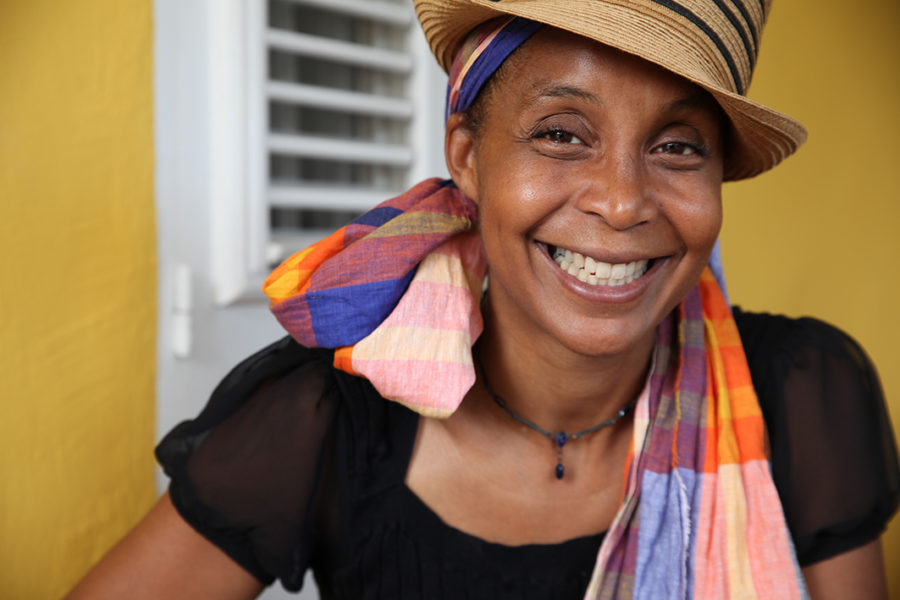 Veronique Kanor ©Présence africaine
