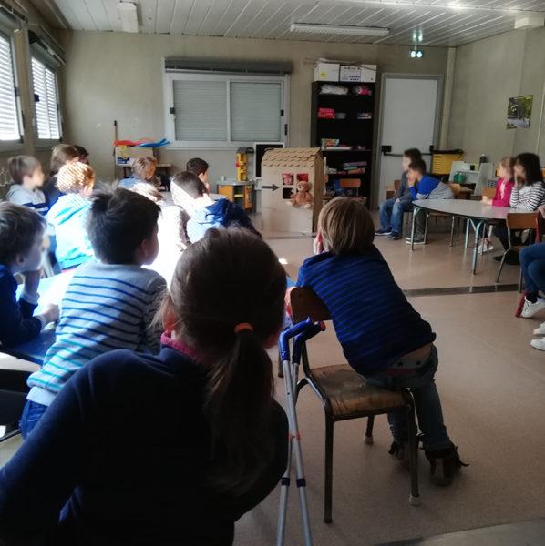 A. Verhaeghe en classe