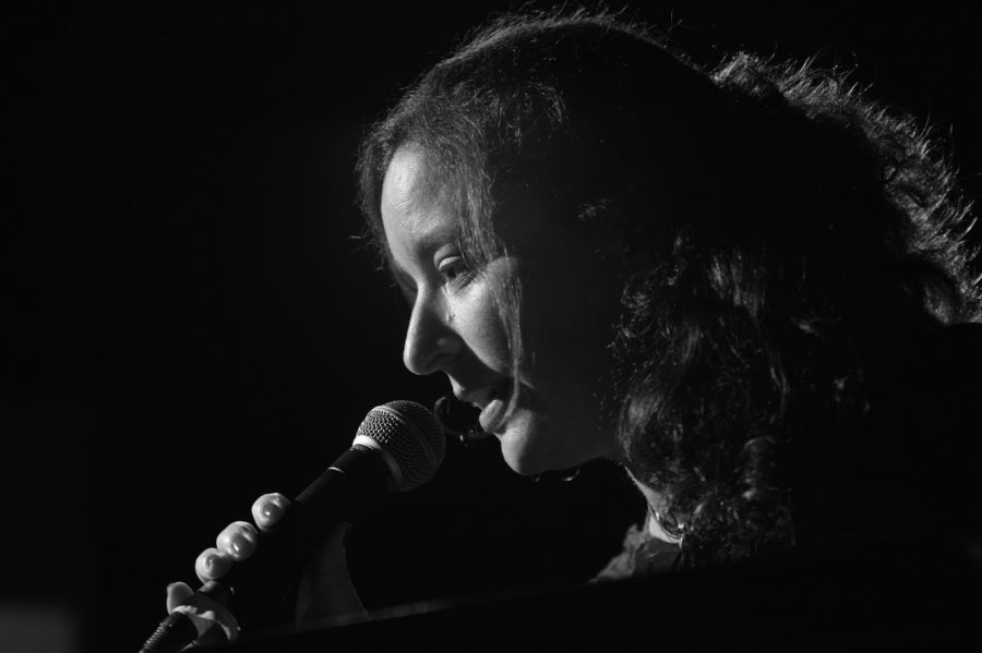 Christine Guinard par Phil Journe
