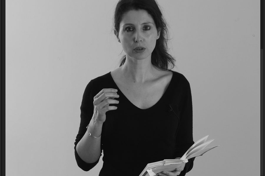 Laure Gauthier par Thierry de Mey