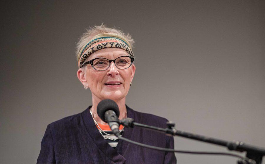 Ann Lauterbach ©Guillaume Kerhervé