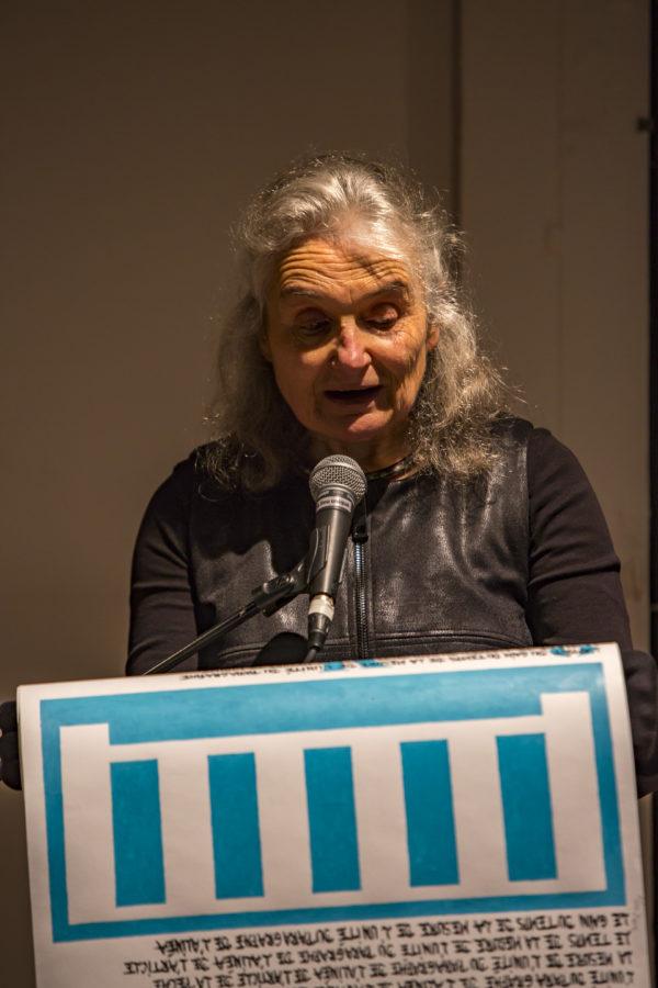 Michèle Métail ©Axel Vanlerberghe