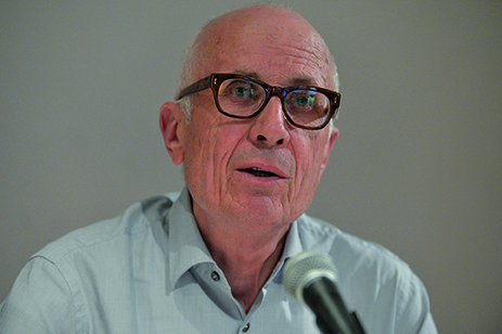 Jean-Claude Pinson ©Phil Journé